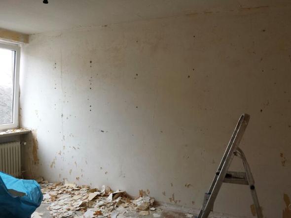 f r glatte wand putz oder spachtel renovierung spachteln knauf. Black Bedroom Furniture Sets. Home Design Ideas
