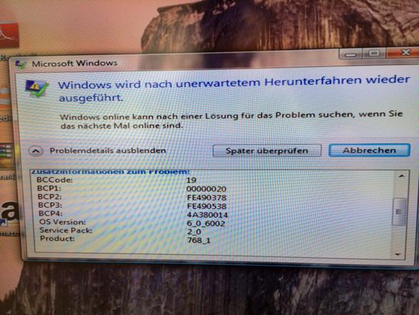 Information von Windows 2 - (Computer, PC, Windows)