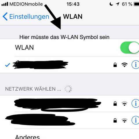 📱 iPhone 8 - keine Internetverbindung? (Internet, Handy, Technik)