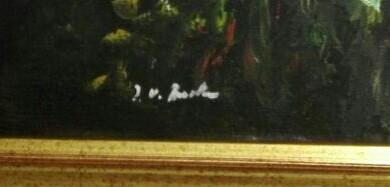 Die Unterschrift - (Kunst, Künstler, zertifikat)