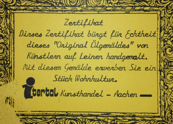 zertifikat - (Kunst, Künstler, zertifikat)