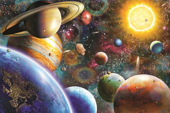 π mal 👍! Wie viele intelligente Zivilisationen gibt es außer der unsrigen im Weltall?