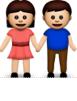 Was bedeutet dieses emoji? (Beziehung, WhatsApp)
