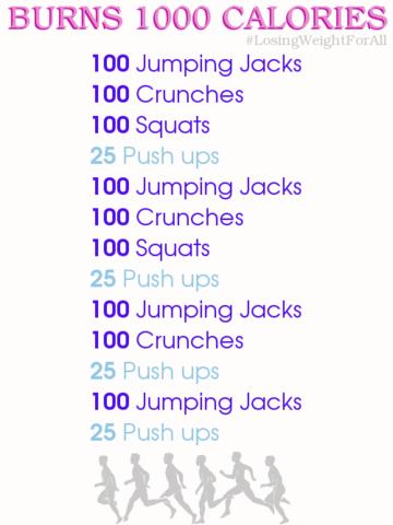 Workout - (Sport, abnehmen, Fitness)