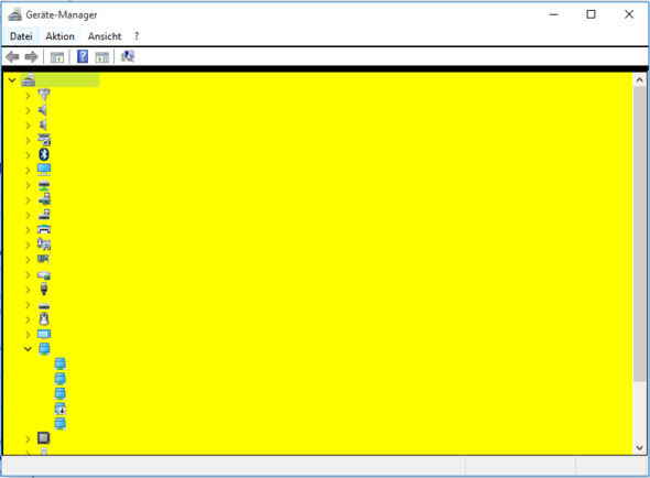 Device Manager Fehler - (Grafikkarte, Windows 10, Grafik)