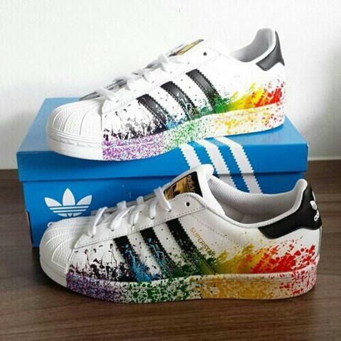 premium selection 5e50a 4a7ff Wo kann ich diese Adidas Superstar kaufen? (Sport, Schuhe ...