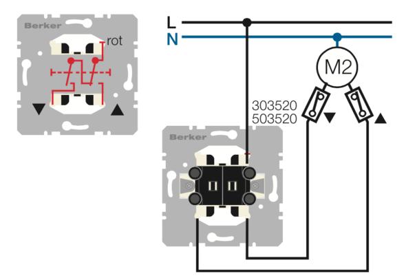 1 polige schaltwippe gegen zeitschaltuhr tauschen rolladensteuerung technik elektro schalter. Black Bedroom Furniture Sets. Home Design Ideas