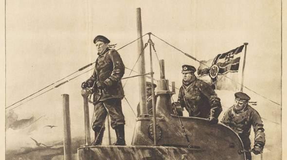 1. Weltkrieg - Wie grausam war der U-Boot-Krieg?