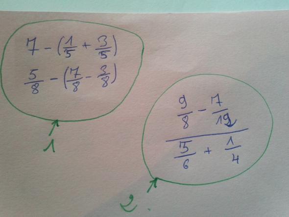 das bild - (Mathe, Mathematik)