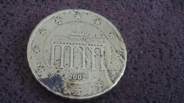 10 Cent Fehlprägung Wert Geld Sammeln Münzen