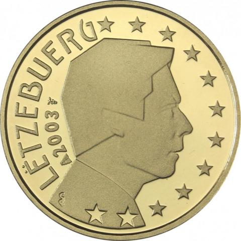 10 Cent Münze Letzebuerg Luxenburg Euro Münzen Münzensammler