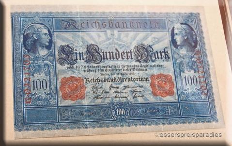 100 Reichsmark Wie Viel Ist Er Wert Geld