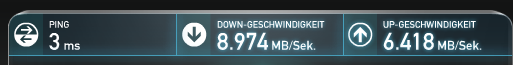 Down/Up-load - (Internet, DSL, internetleitung)