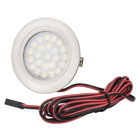 10x 12V LED einbauspots in Reihe oder Parallel, +Vorwiderstand?