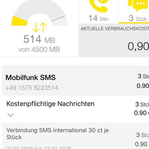 ..... - (iPhone, Apple, Vertrag)