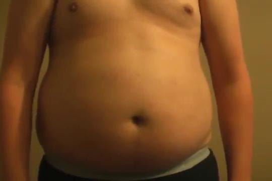 Bauch von vorne - (Sport, Jungs, abnehmen)