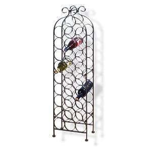 15 L Pet Flaschen Im Weinregal Getränke Wein Aufbewahrung