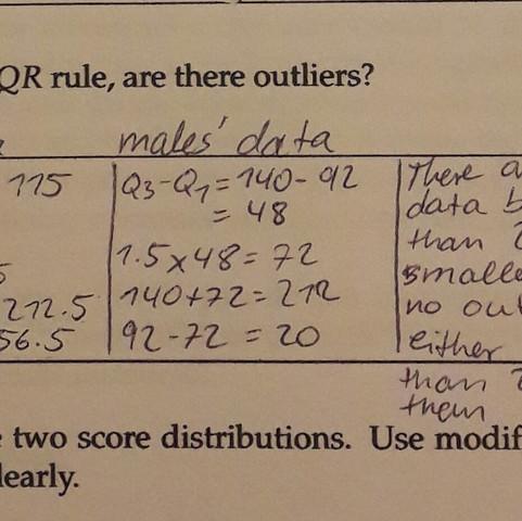 Meine Rechnung - (Mathe, Psychologie, Mathematik)