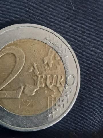 2 Euro Fehlprägung?