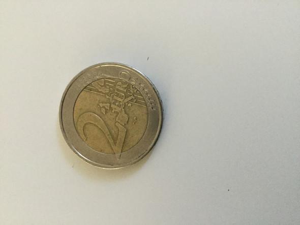 2 Euro Münze Ohne Osterweiterung Wertvoll Geld Wert