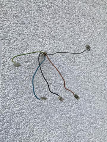 2 Lampen Ein Schalter Wie Muss Ich Die Lampen Anschliessen Lampe
