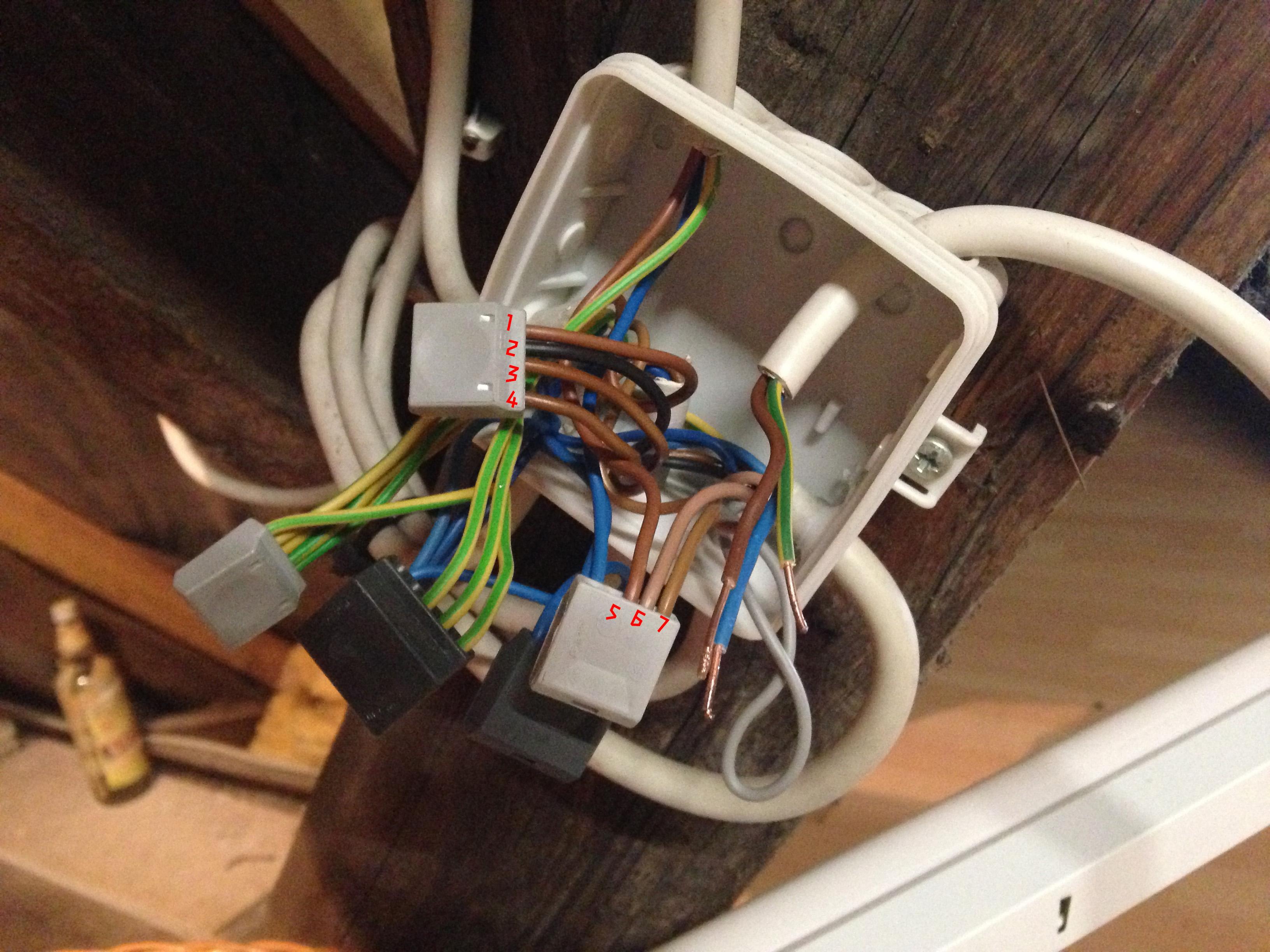 Lampe Lichtschalter Anschließen: Lichtschalter anschließen anleitung ...