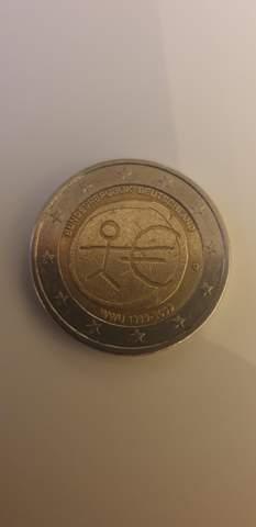 2€ Münze WWU 1999-2009?
