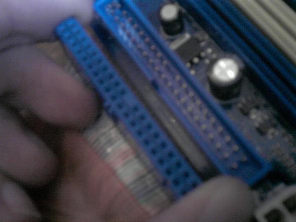 Kabel vom Festplatte nach mainboard - (Festplatte, SATA)