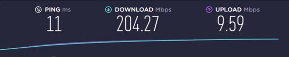 200K Leitung aber schlechte Uploadzahl?