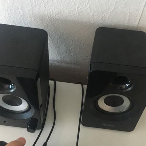 2.0 System - (Musik, Anlage, Subwoofer)