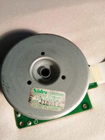 22,5V Motor: Welcher Motor ist das und kann ich ihn mit einem Arduino steuern?