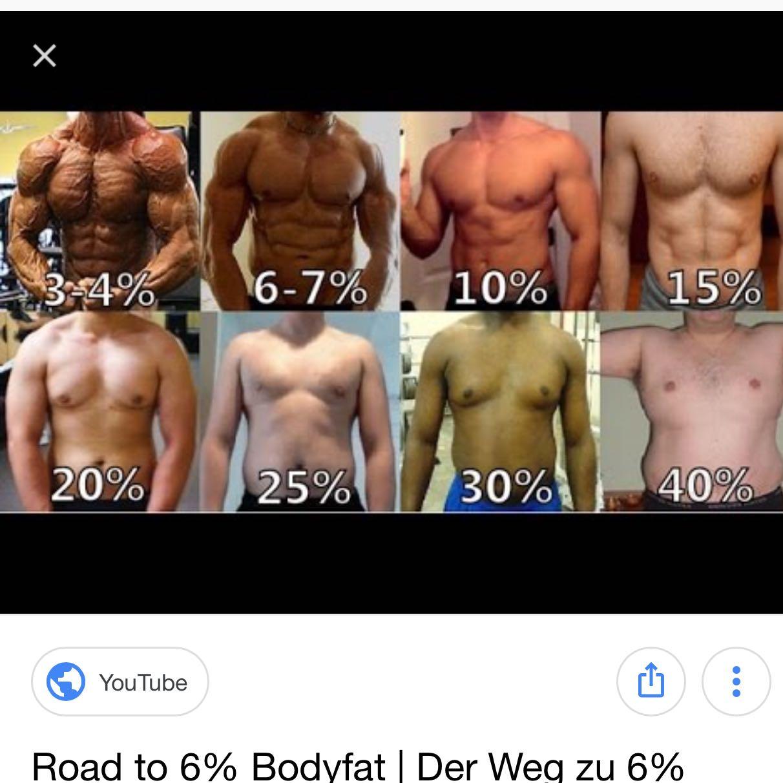 23% KFA erst Diäten oder Aufbauen? (Gesundheit und Medizin