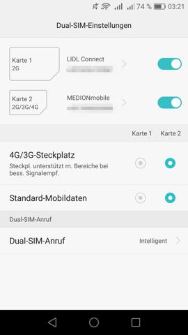 2G Verbindung immer besser als 3G/4G bei Smartphone?