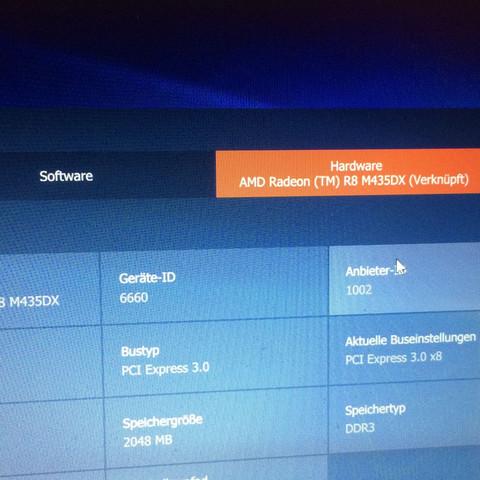 In den Radeon Einstellungen - (PC, Grafikkarte, GTA)