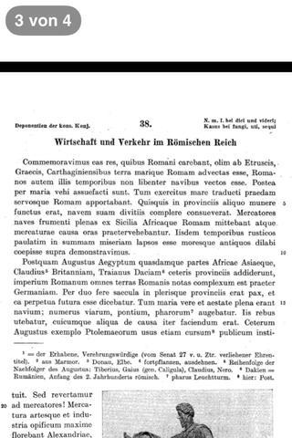 Wirtschaft und Verkehr im römischen reich - (Wirtschaft, Text, Latein)