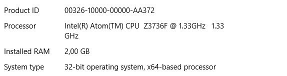 bit - (Windows, 32bit)