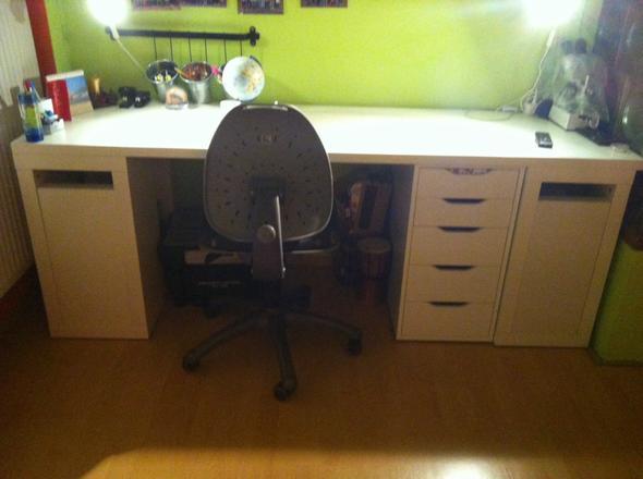 Schreibtisch - (Haustiere, Aquaristik, Hausbau)