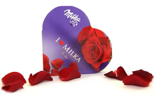 Valentinstag Geschenkt Freund