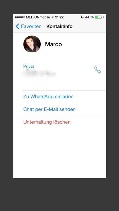 hilfe whatsapp wichtig! (internet, app), Einladung