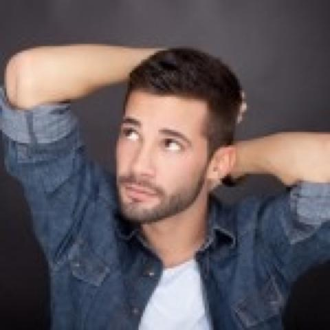 Bild 1 - (Haare, Männer, Frisur)