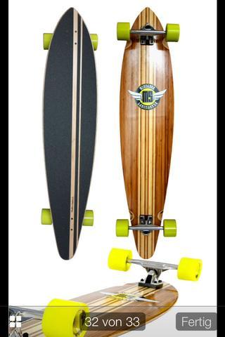 Das Bild zu dem Longboard  - (Freizeit, longboard)