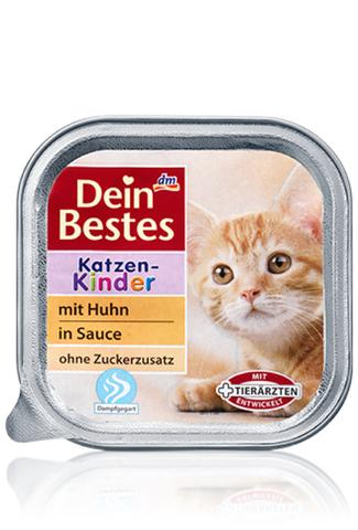 Dm dein bestes  - (Katze, Nahrung, DM)