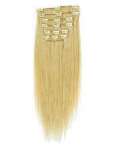 Haartressen  - (lange Haare, clip in, Haarteil)