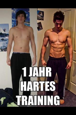 Ich bin viel dünner als der Links im Bild - (Ernährung, Fitness)