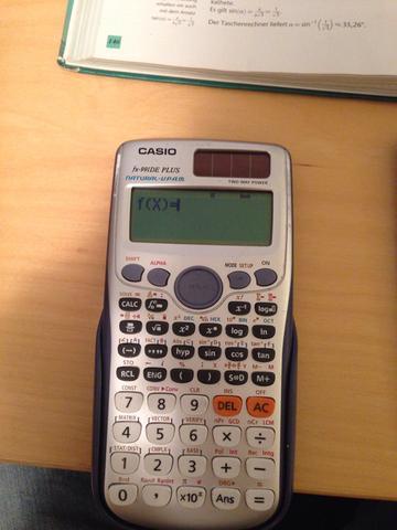 Taschenrechner - (Technik, Mathe, Funktion)