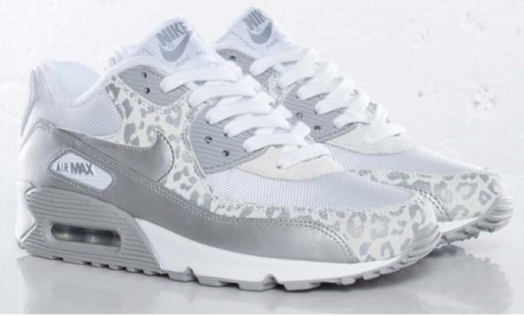 Hier das Foto von den Schuhen! - (Nike, airmax, Leopard)