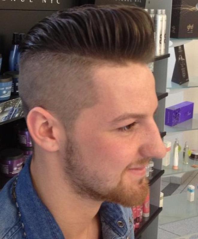 50 Er Frisuren Herren Haarschnitte Beliebt In Europa