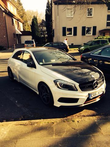 AMG Mercedes A-Klasse - (Auto, Mercedes-Benz, AMG)