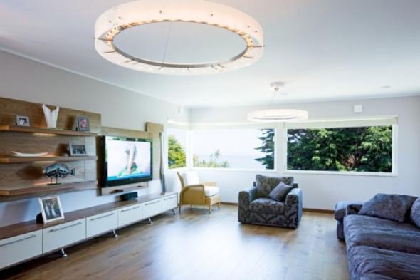 Wohnzimmerleuchte (Lampe, modern, Leuchten)