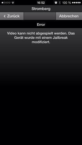 So siehts aus.. - (iPhone, Apple, Video)